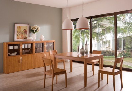 TOSCANA Yosemite Dining Table